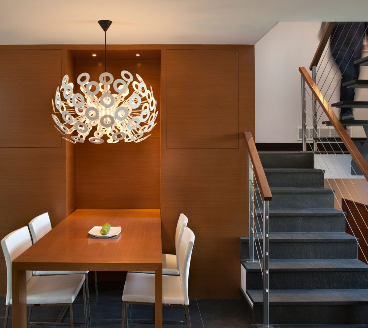 Endearing Dining Room Lighting Fixtures Ideas Of Crystal