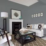 Endearing Gray Paint Colors For Living Room Of Best Grey Color Ideas