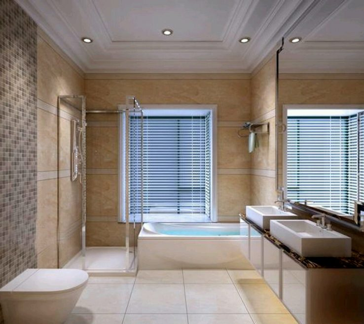 Enthralling Best Bathroom Designs Of Modern Design