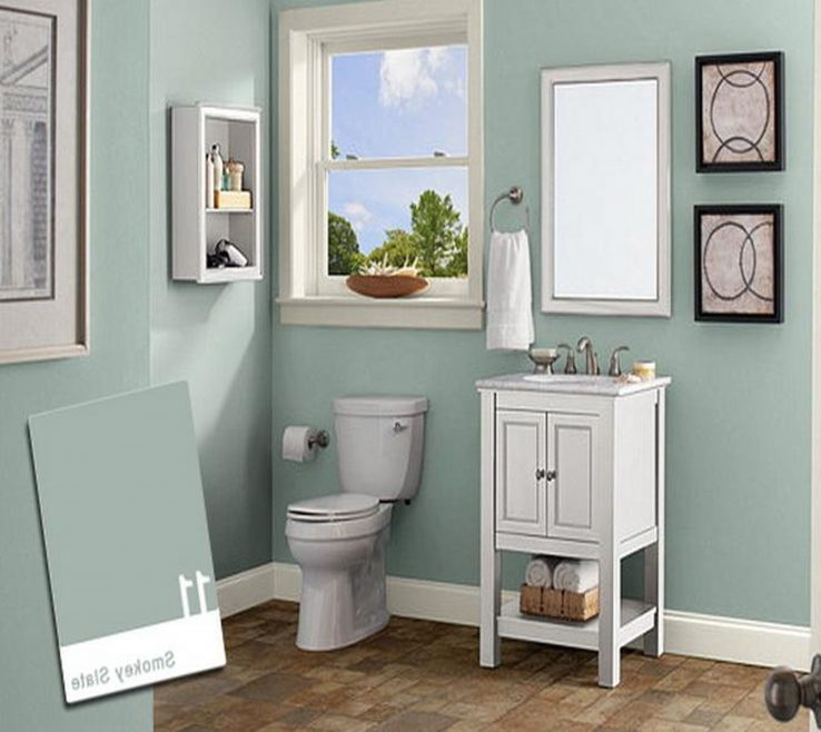 Enthralling Best Gray Paint Colors For Bedroom Of Wonderful Blue Color Bathroom Ideas Color