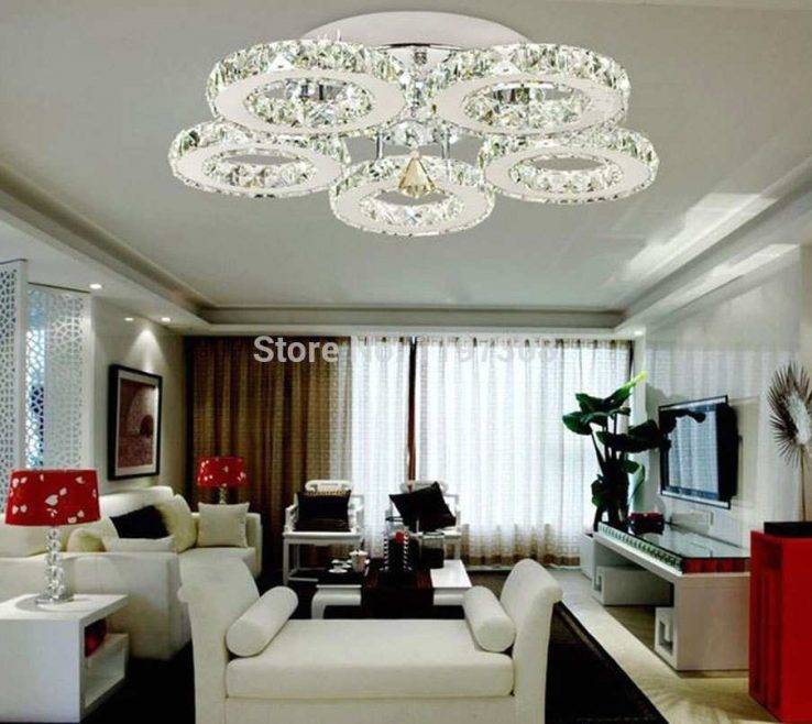 Enthralling Best Lighting For Living Room Of Contemporary Modern
