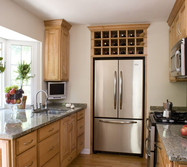 Enthralling Kitchen Ideas For Small Spaces