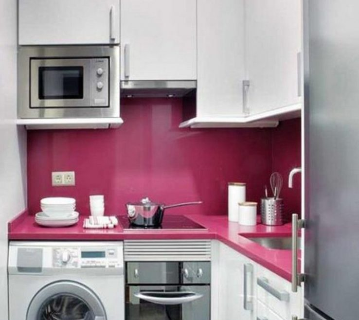 Enthralling Kitchen Ideas For Small Spaces Of Inspiring Decorating Tiny Homes Inspiration