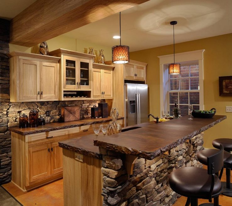 Enthralling Rustic Kitchen Designs Of Full Size Of Table Design