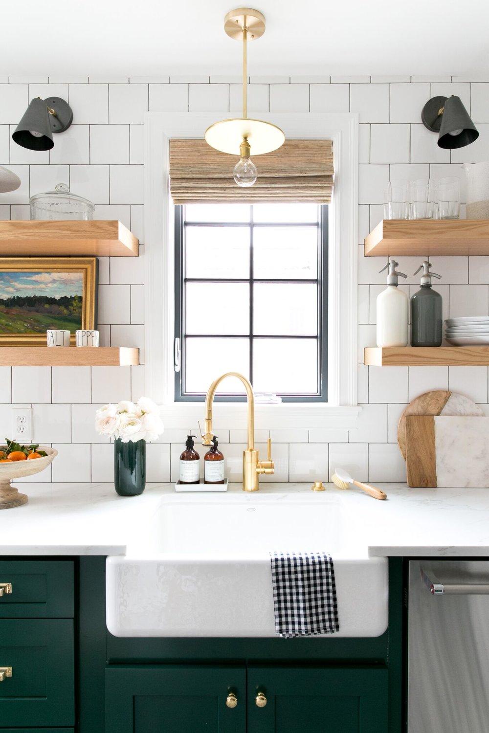 Enthralling Subway Tile Kitchen Of Square Acnn Decor