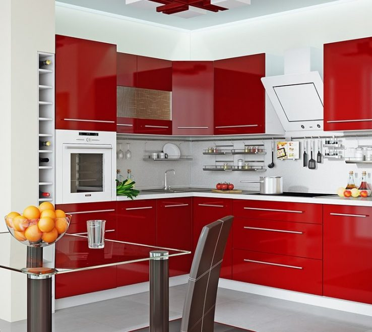Enthralling Tiny Kitchen Design Pact Modern | Small For Small Space