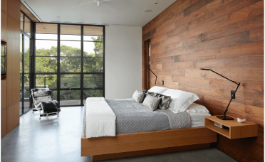 Entrancing Bedroom Picture Wall Ideas Of Feature To Showcase Your Style Accent Design