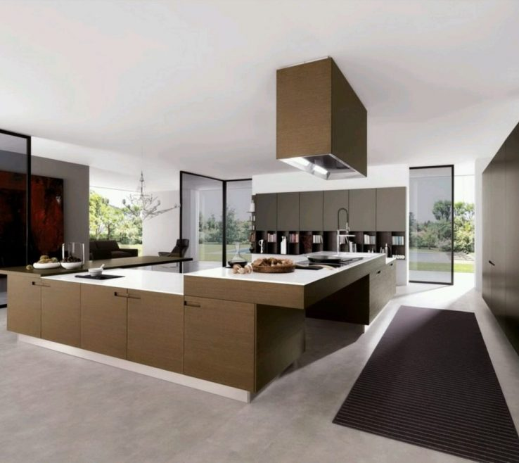 Entrancing Contemporary Kitchen Designs Of Modern All About E Design Best
