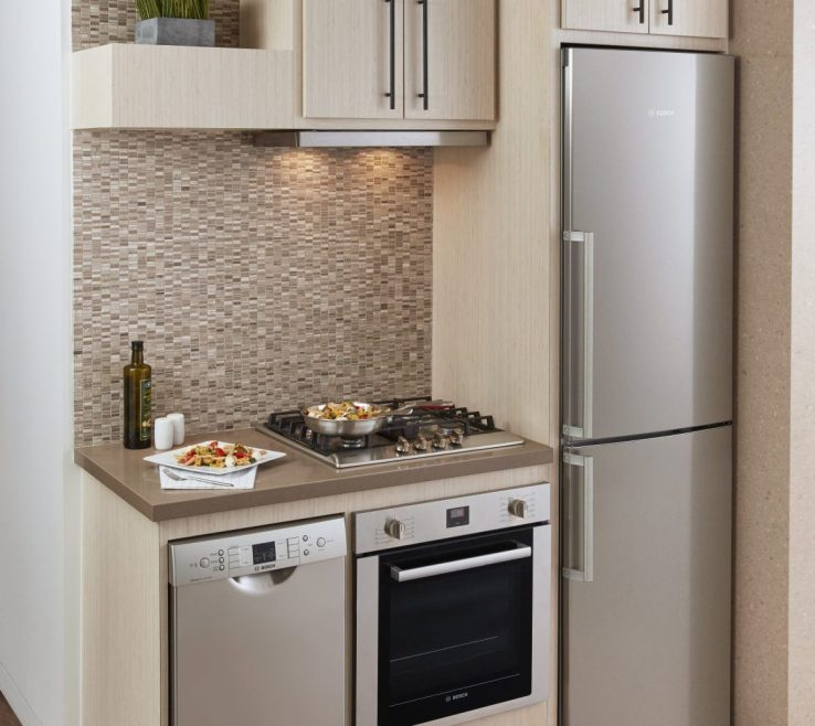 Entrancing Kitchen Ideas For Small Spaces Of Spaces Big Solutions A Modern Haven