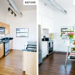Entrancing Kitchen Remodel Before And After Pictures Of Final Reveal Renovation Love Olive Oil E