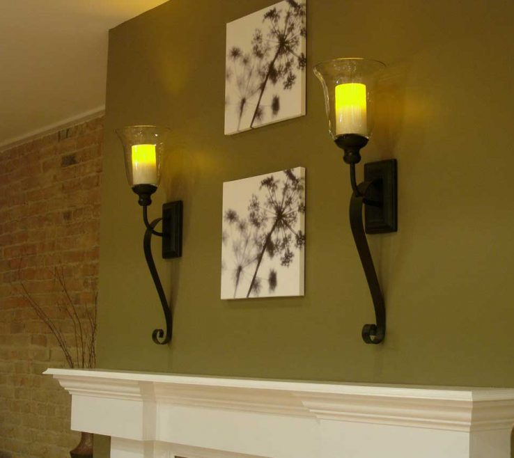 Entrancing Living Room Wall Sconce Ideas Of Candle Sconces Design