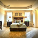 Entrancing Master Bedroom Suite Of With Adjoining Bathroom And Walk In Closet