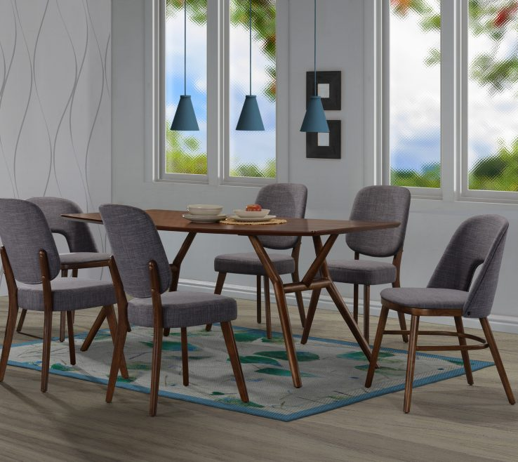 Entrancing Mixed Dining Chairs