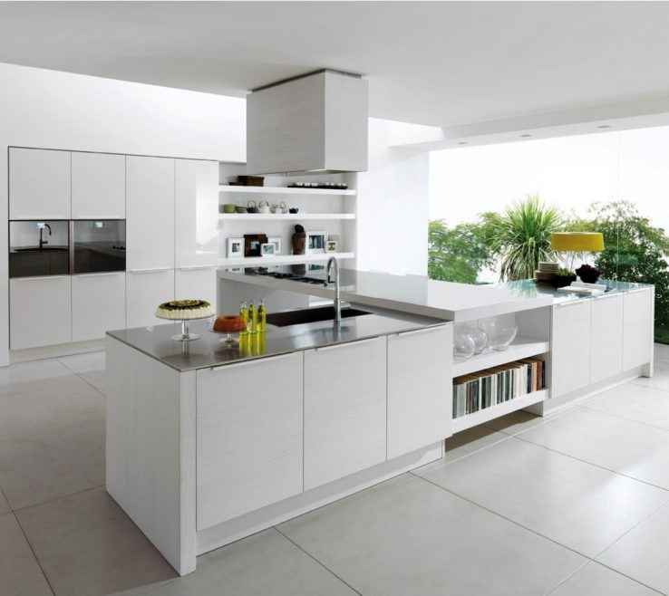Entrancing Modern Contemporary Kitchen Of Excellent Kitchens Design Design Ideas