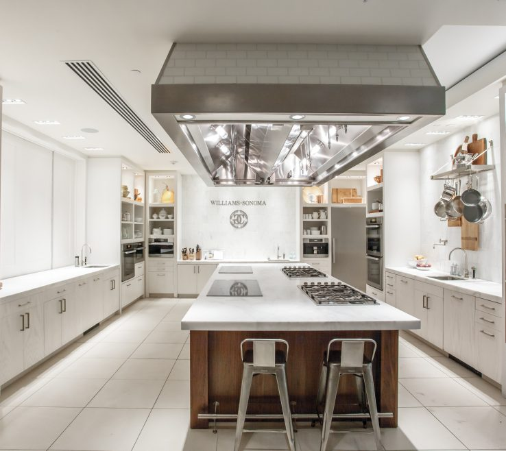 Exquisite Architectural Digest Kitchens Of Design Lessons From The Williams Sonoma Test Kitchen