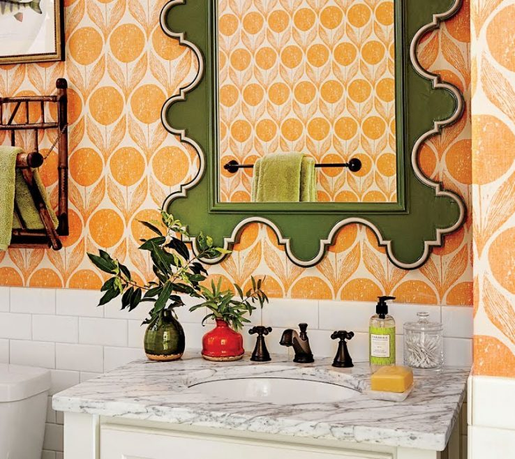 Exquisite Colorful Bathrooms Of Take A Peek At The Idea E