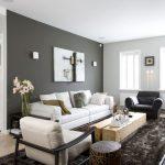 Exquisite Grey Paint Living Room Of Walls