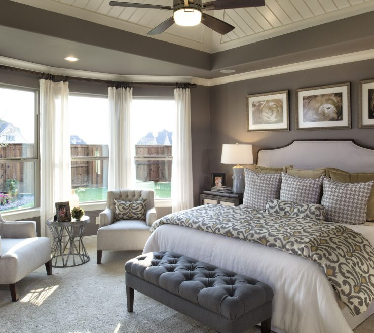 Exquisite Large Bedroom Ideas Of #master #bedroom Decor Elegant, Master Decorating Ideas,