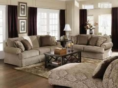 Ottoman Ideas For Living Room