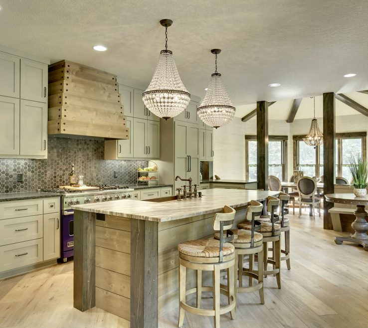 Exquisite Rustic Kitchen Designs