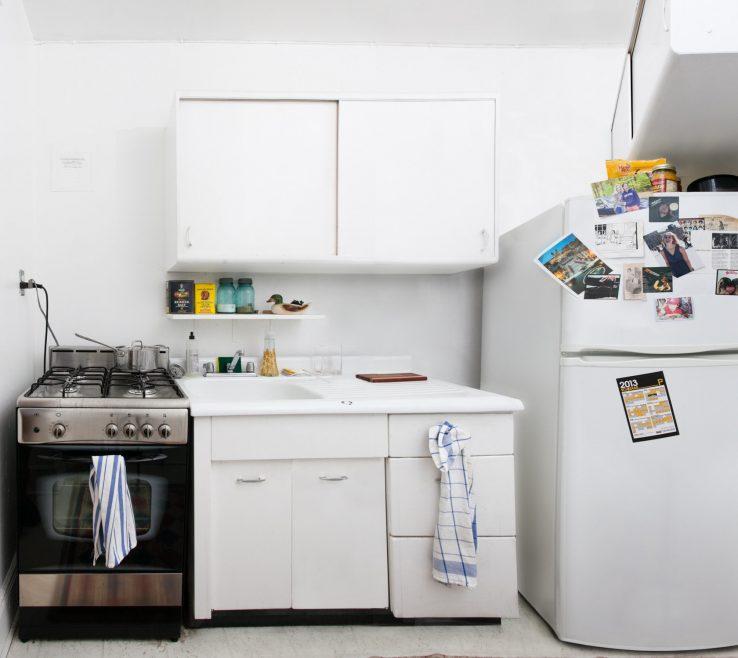 Exquisite Small Apartment Kitchen Ideas