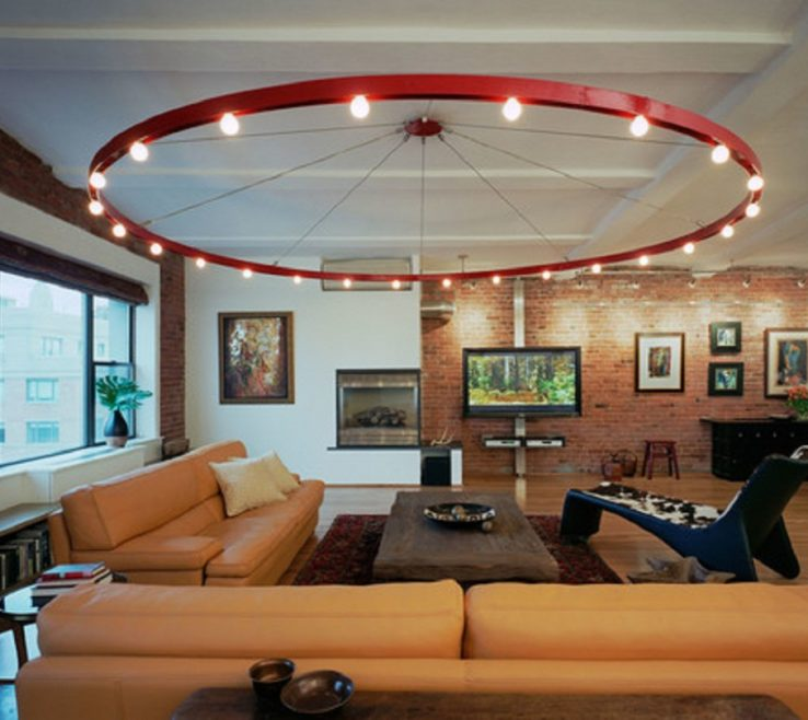 Extraordinary Best Lighting For Living Room Of Track And Style