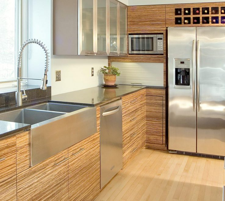 Extraordinary Modern Style Kitchen Of S