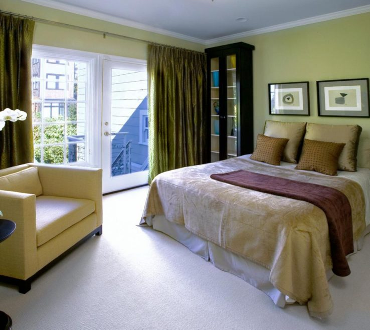 Eye Catching Bedroom Paint Design Of Color Ideas