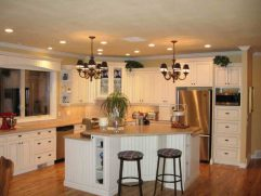 Small Kitchen Design With Island