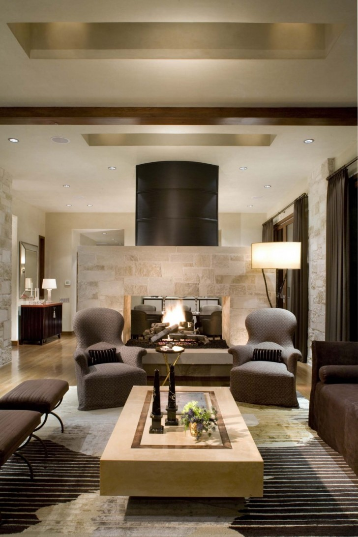 Fascinating Amazing Living Rooms Of Room Fireplace Designs. Superbealing Room Fireplace Design