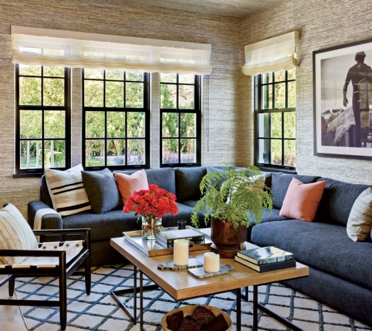 Fascinating Architectural Digest Living Room