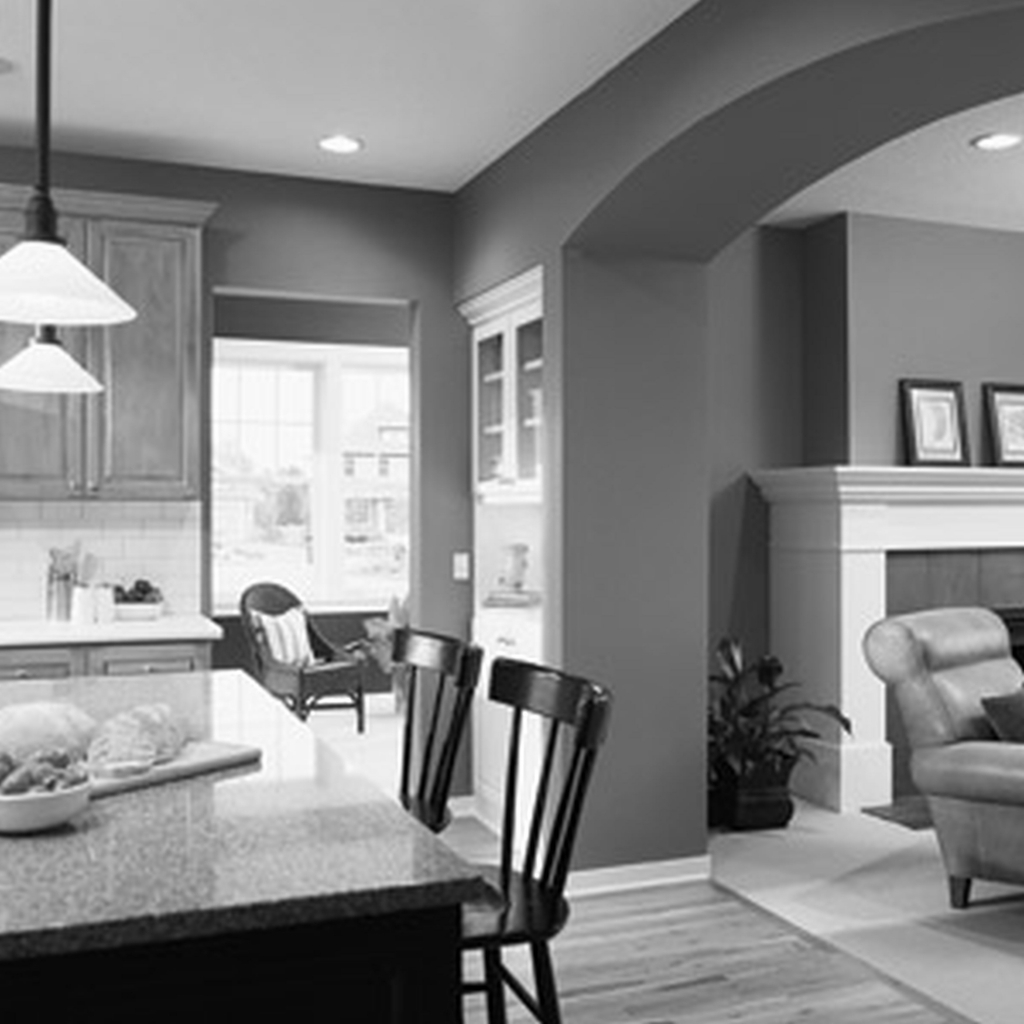 Fascinating Grey Paint Colors For Living Room Of Interior As Wells As Color