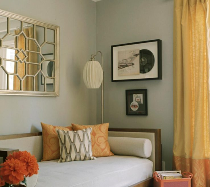 Fascinating Guest Bedroom Decorating Ideas Of Make Your A Peaceful Retreat