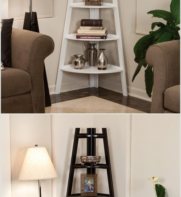 Fascinating How To Decorate A Corner In A Living Room Of Invest Shelving Unit Like These