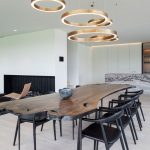 Fascinating Lighting Over Dining Room Table Of Ideas Use Multiple Fixtures