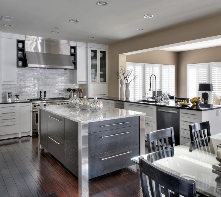 Fascinating Modern Contemporary Kitchen Of In The Dc Metro Area