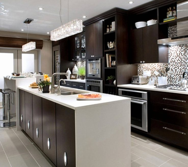 Fascinating Pictures Of Modern Kitchens Of Kitchen S