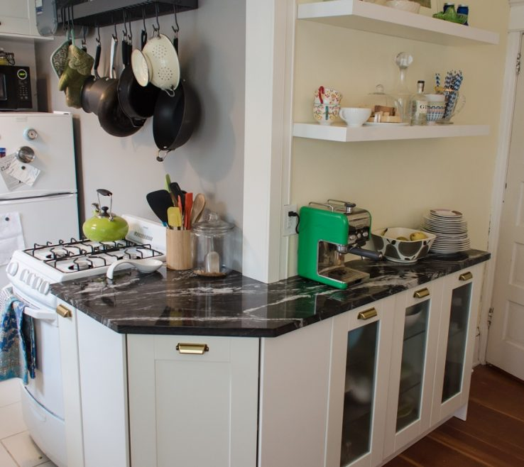 Fascinating Small Apartment Kitchen Ideas Of Decor With L Shaped Design And Open