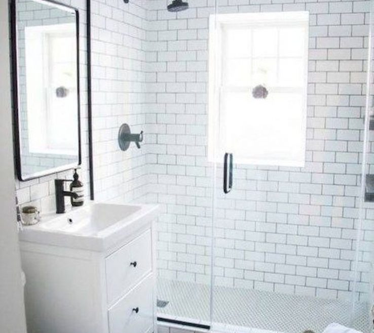 Fascinating Small Bathroom Makeover Ideas Of 68