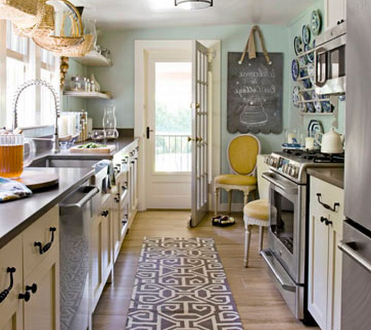 Fascinating Small Galley Kitchen Of Design Painting Epic Picture Of Layout Decoration