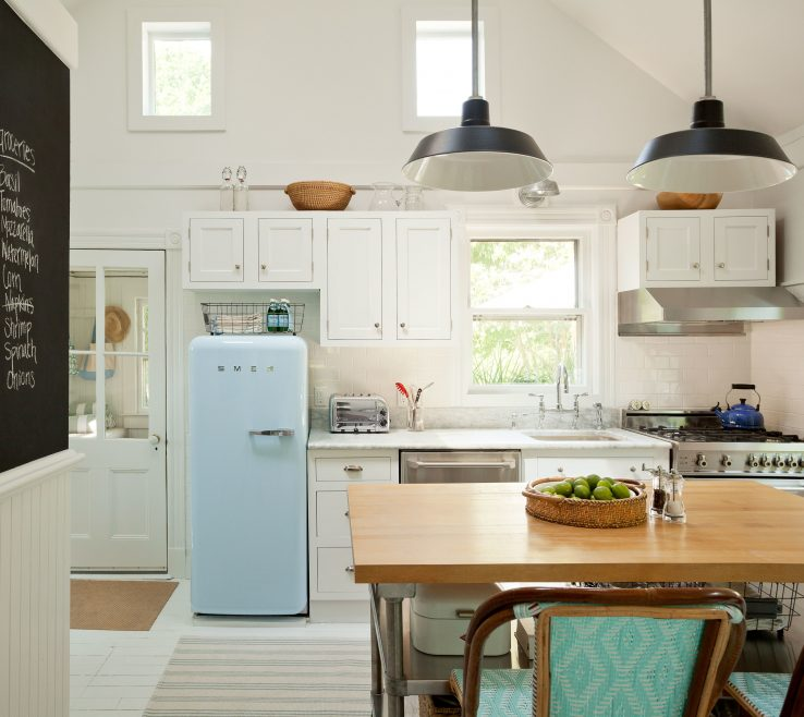 Fascinating Tiny Kitchen Design