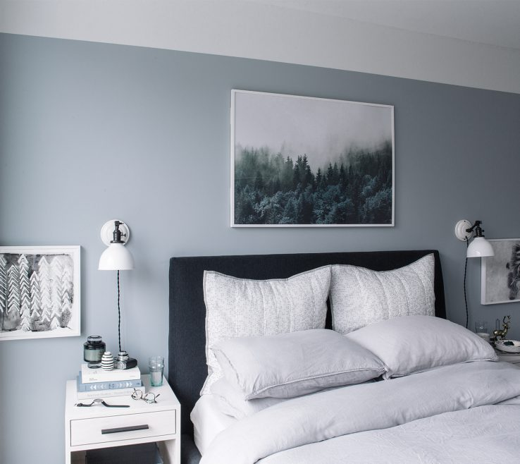 Gray Bedroom Decor Of Inspiration