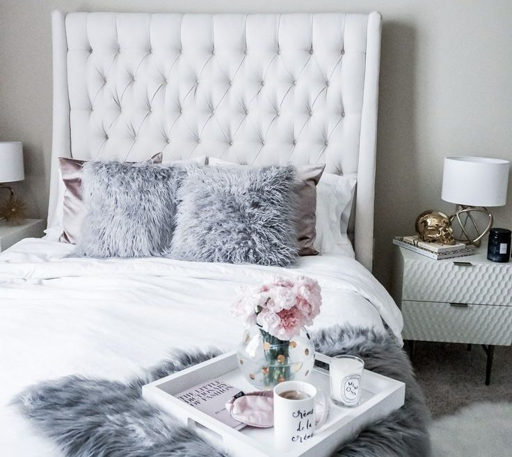 Gray Bedroom Decor Of Tiffany Jais Ton Fashion And Lifestyle Designger