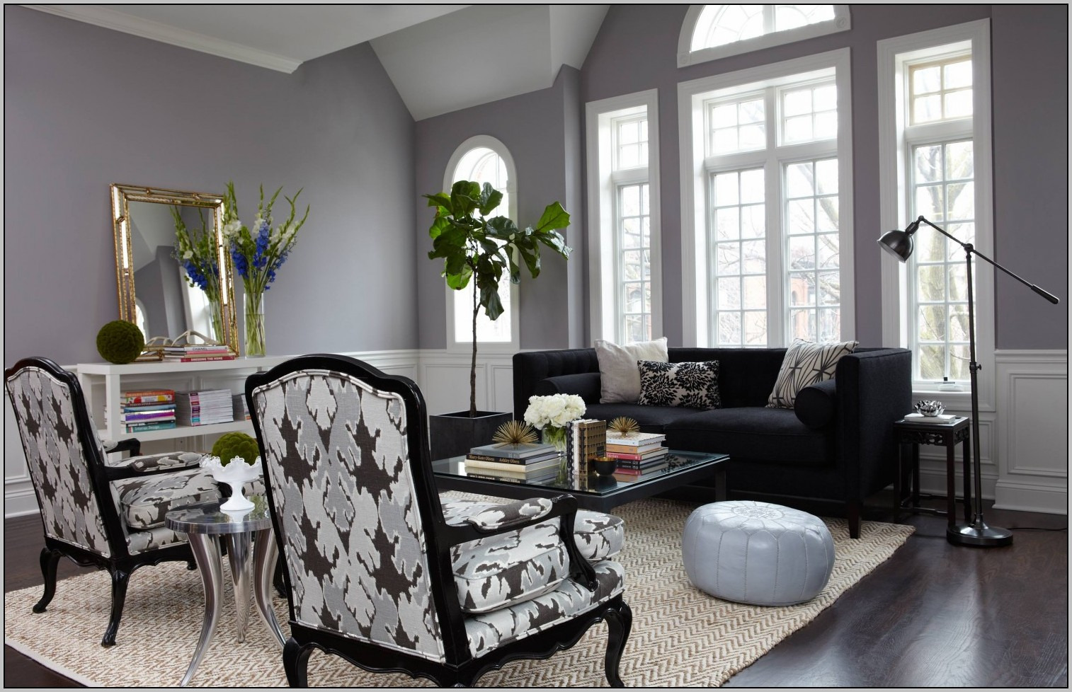 Gray Paint Colors For Living Room Of Best Light Ideas