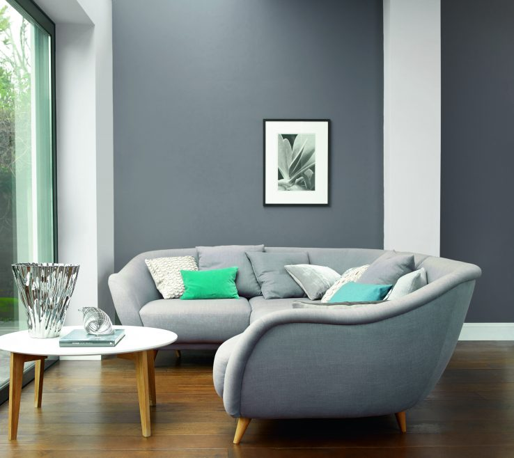 Grey Colour Schemes For Living Rooms Of 5 New Ways To Try Decorating