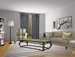 Grey Paint Ideas For Living Room