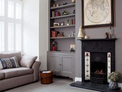 Grey Paint Living Room