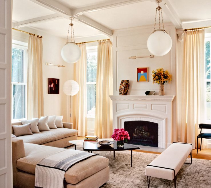 Impressing Architectural Digest Living Room