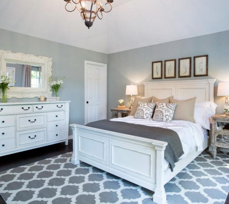 Impressing Blue Master Bedroom Of Gray And Ideas With Baby Nursery Astounding