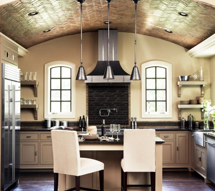 Impressing Contemporary Kitchen Designs Design Styles